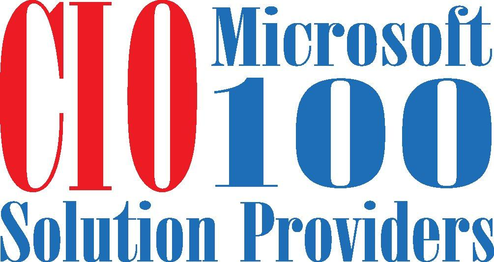CIO Microsoft 100 Solution Providers