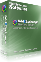 Add2Exchange Standard Exchange Sync