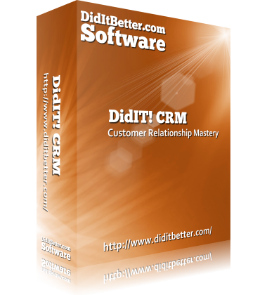 Packaging for DidIT! simple CRM